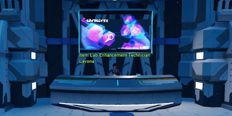 Pso2 New Genesis Enhancement Technician