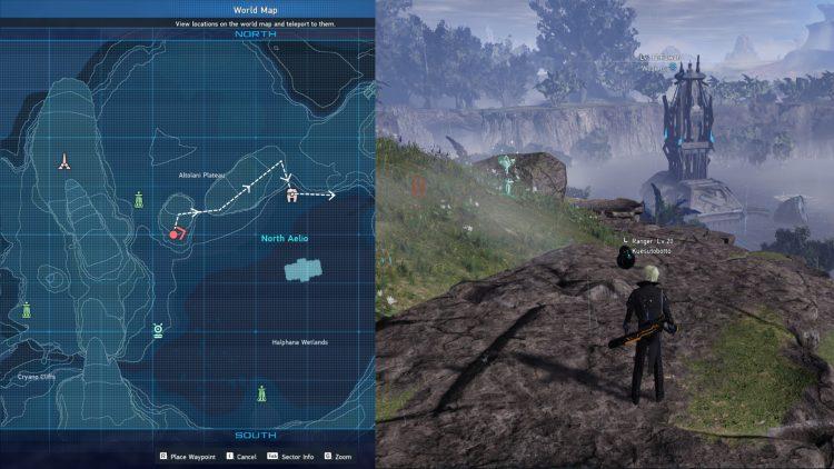 Pso2 New Genesis Trinite Farm Location 2
