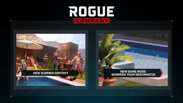 Rogue Company Hot Rogue Summer Update