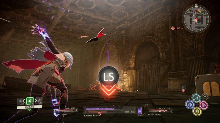 Scarlet Nexus Quick Tips 2