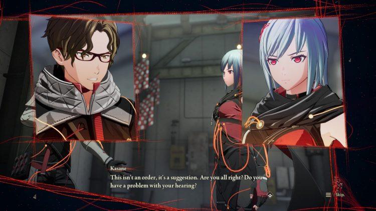 Scarlet Nexus Review 2