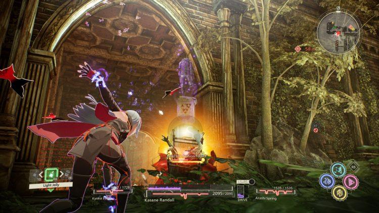 Scarlet Nexus Review 4