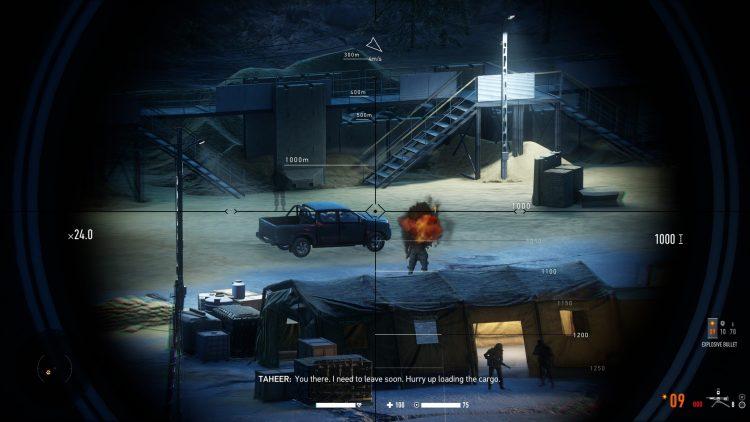 Sniper Ghost Warrior Contracts 2 Gwc 2 Руководство по испытаниям в миссиях в Маладх Вади 2a