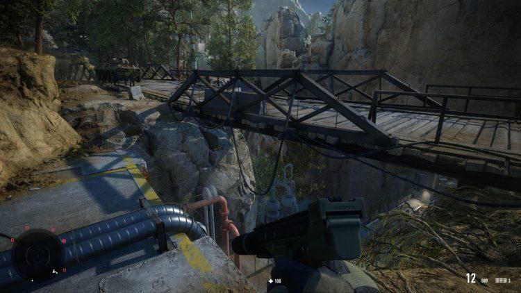 Снайперские контракты с воином-призраком 2 Gwc 2 Руководство по выполнению заданий на гору Куамар 3a