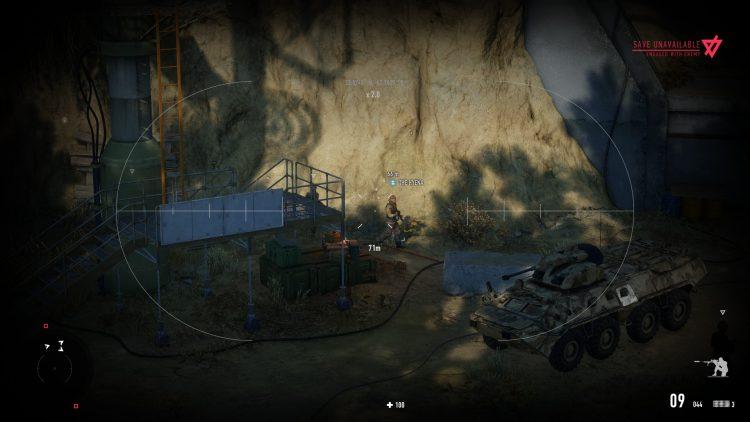 Снайперские контракты с воином-призраком 2 Gwc 2 Mount Kuamar Миссии Руководство по испытаниям 3d