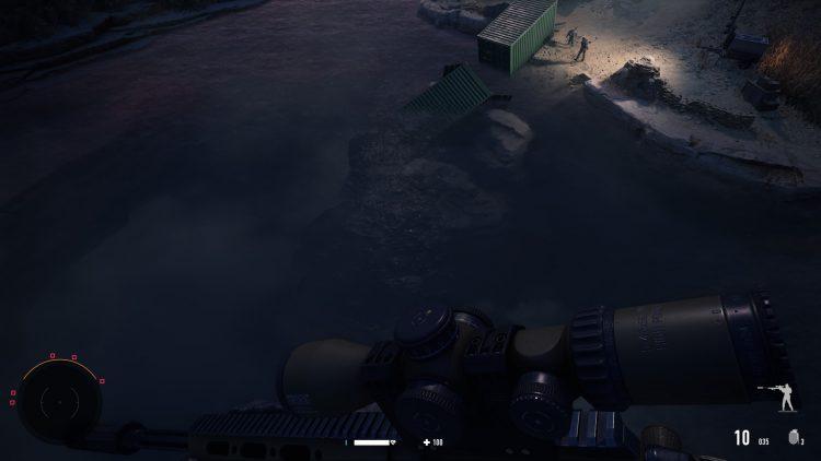 Sniper Ghost Warrior Contracts 2 Gwc 2 Rashida Qalat Миссии Руководство по испытаниям 1a