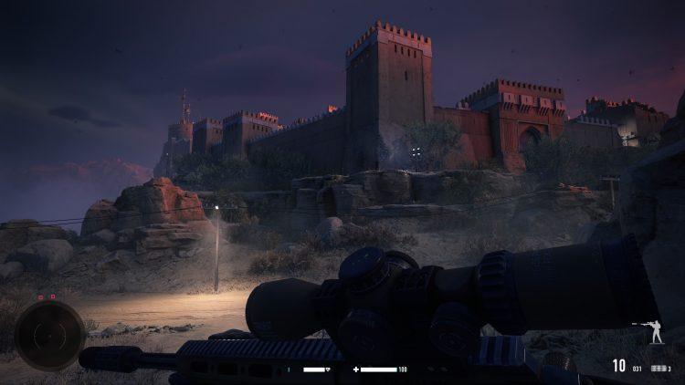 Sniper Ghost Warrior Contracts 2 Gwc 2 Rashida Qalat Миссии Руководство по испытаниям 2a