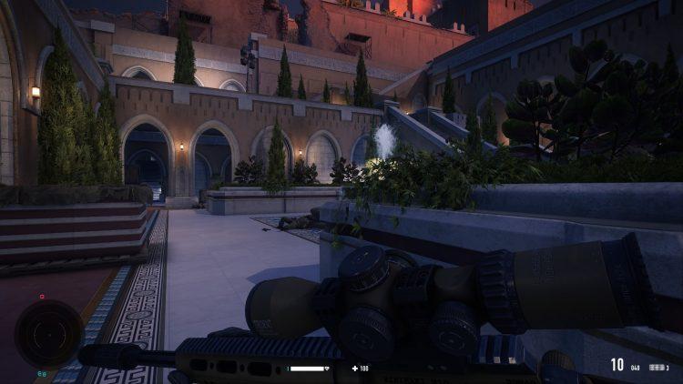 Sniper Ghost Warrior Contracts 2 Gwc 2 Rashida Qalat Миссии Руководство по испытаниям 2b