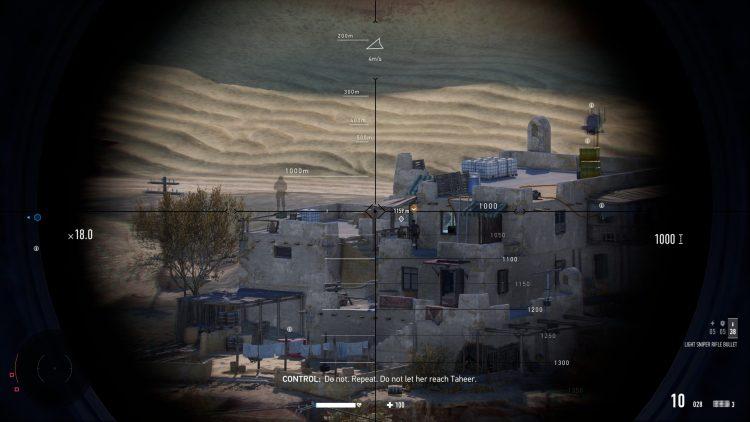 Снайперские контракты с воином-призраком 2 Gwc 2 Руководство по выполнению заданий на Таджмид-Хайтс 2b