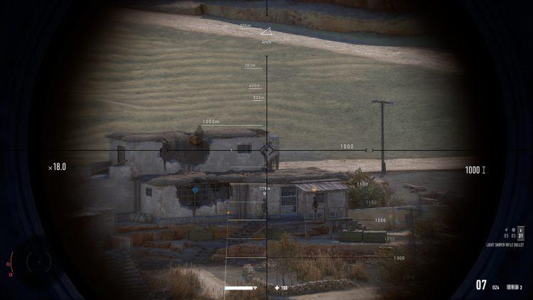 Sniper Ghost Warrior Contracts 2 Gwc 2 Tajmid Heights Миссии по испытаниям Руководство по испытаниям 2c