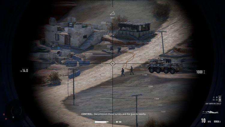 Sniper Ghost Warrior Contracts 2 Gwc 2 Tajmid Heights Миссии по испытаниям Руководство по испытаниям 2d