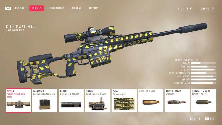 Снайперский воин-призрак контракты 2 Gwc 2 Лучшее оружие Лучшая снайперская винтовка Перки Навыки 1b