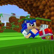 Sonic The Hedgehog Minecraft Dlc 1