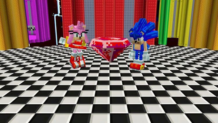 Sonic The Hedgehog Minecraft Dlc 3