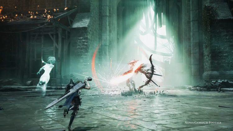 Soulstice – E3 Announcement Trailer Gameplay Berserk 2