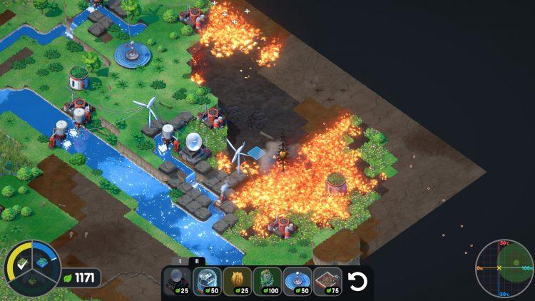 Terra Nil best demos sim demos Steam next Fest