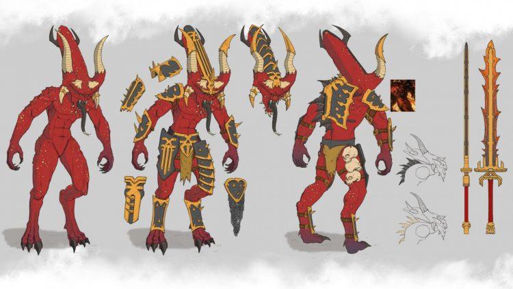 Total War Warhammer Iii Total War Warhammer 3 Khorne Full Unit Roster Reveal 1