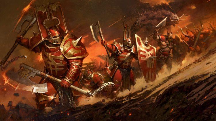 Total War Warhammer Iii Total War Warhammer 3 Khorne Full Unit Roster Reveal 2