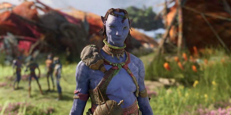 avatar frontiers of pandora gameplay trailer