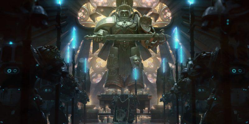 Warhammer 40000 40k Chaos Gate Daemonhunters Announcement Grey Knights