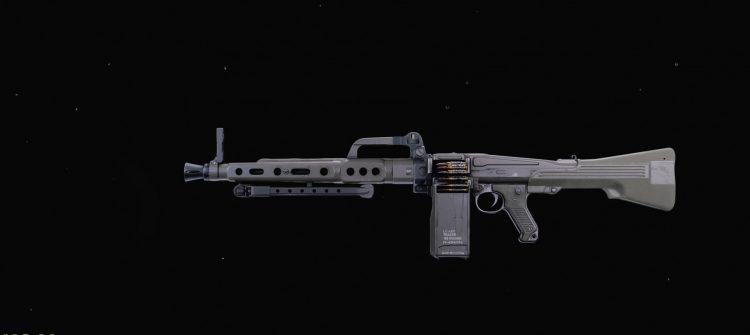 Warzone Mg 82.
