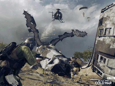 Warzone RC-XD Bug