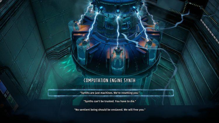Wasteland 3 Battle Of Steeltown Steeltown Spire Руководство по прохождению Computing Engine Synths 1