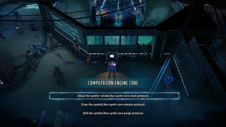 Wasteland 3 Battle Of Steeltown Steeltown Spire Руководство по прохождению Computing Engine Synths 3