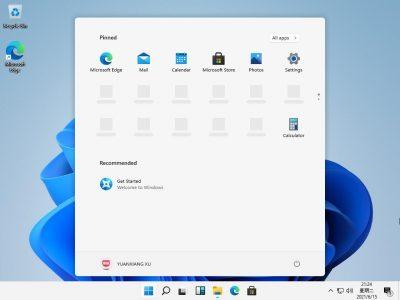 Windows11 screenshots leak