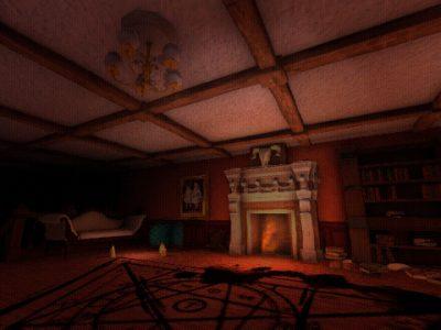 The Tartarus Key game room