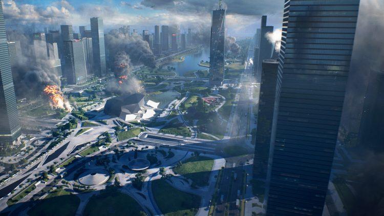 Battlefield 2042 Dlss Reflex Maps Modes Classes Korea