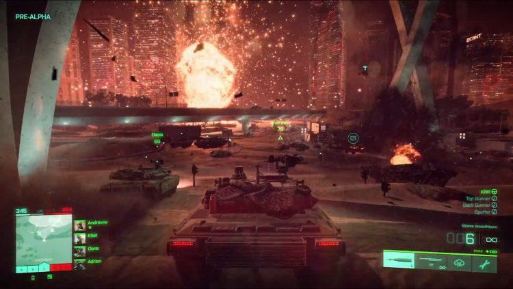 Battlefield 2042 Gameplay Trailer E3 2021 cross-play
