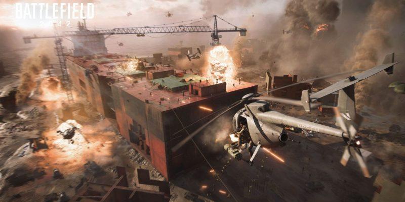 Battlefield 2042's sandbox game mode