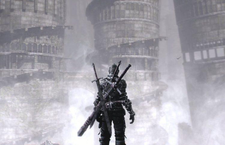 Bleak Faith Forsaken Dark Souls Shadow of the Colossus towers