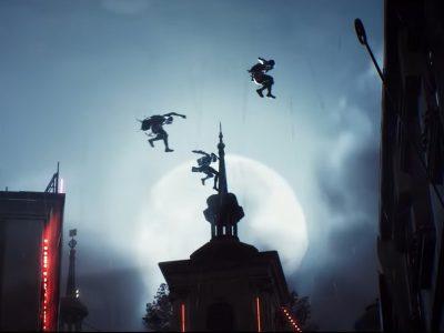 Bloodhunt Vampire The Masquerade Trailer Battle Royale