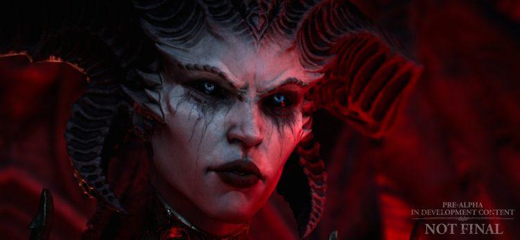 Diablo Iv 4 Quarterly Update Customization Options Lilith