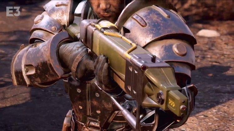 E3 2021 Announcements Fallout 76 Steel Reign