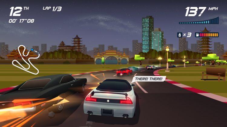 Epic Games Store Horizon Chase Turbo Free