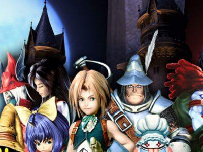 Final Fantasy ix tv adaptation group shot