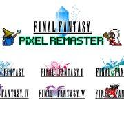Final Fantasy Pixel Remaster Cjx9496cw