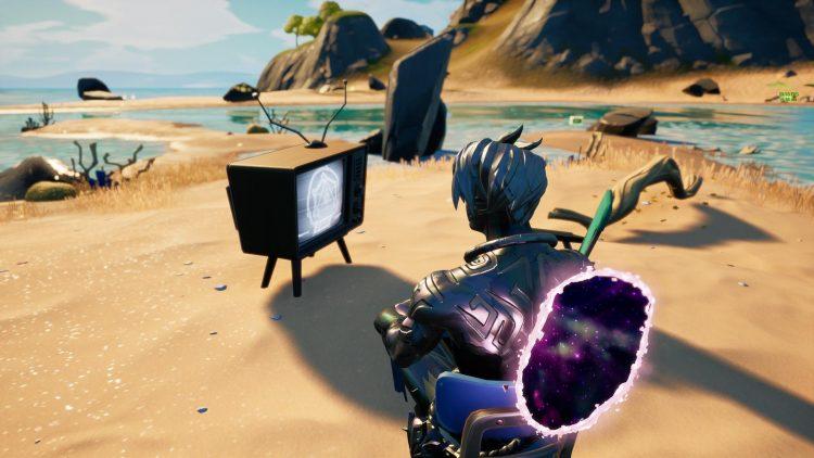 Fortnite Destroy Spooky Tv Sets Guide