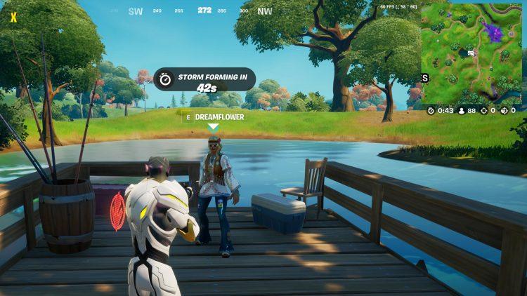 Fortnite Dreamflower Location Season 7 Map