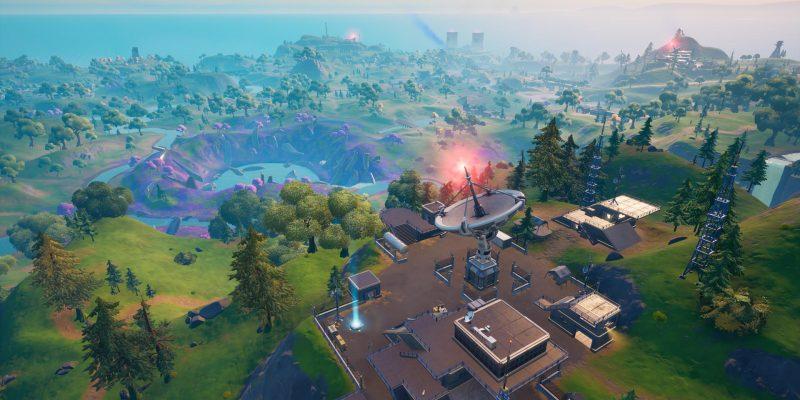Fortnite Season 7 Map Changes Io Invasion