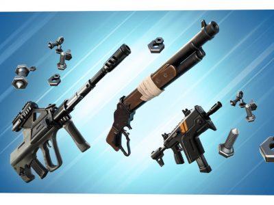 Fortnite Weapons Season 7 changes new