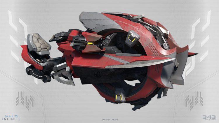 Halo Infinite Armor Chopper Skins Customization