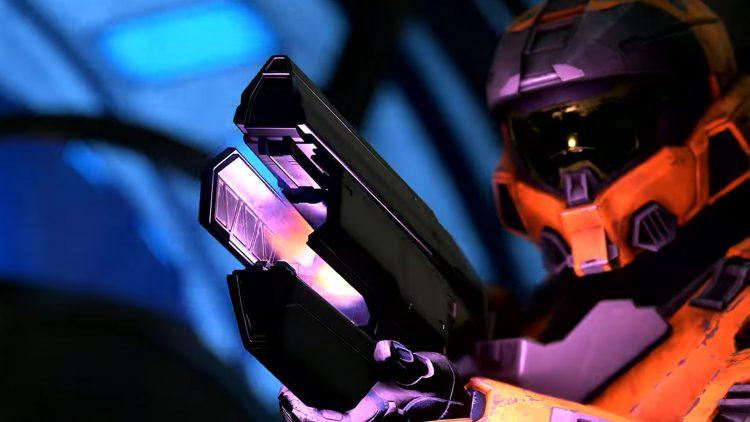 Halo Plasma Canon Infinite Weapon Forerunner