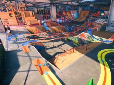 Hot Wheels Unleashed Skatepark Trailer Reveal