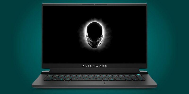Alienware laptops 3070 cores
