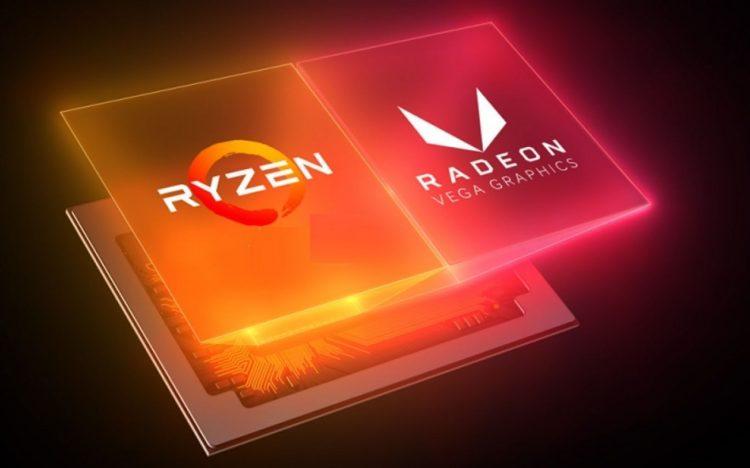 AMD Ryzen 5000G APU rdna 2