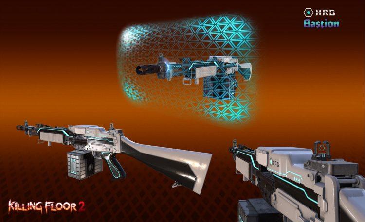 Killing Floor 2 Interstellar Hrg Bastion